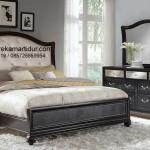 Jual Tempat Tidur Minimalis Modern Jati Jepara FKT-K 527