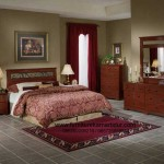 Tempat Tidur Minimalis Set Cerry Paint FKT-K 547