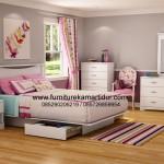 Furniture Anak Perempuan Untuk Set Kamar Tidur Terbaik FKT-K 469