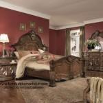 Furniture Ukiran Mewah Kayu Jati Jepara FKT-K 457