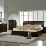 Kamar Set Minimalis Modern Furniture Jati FKT-K 477