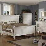 Furiture Duco Putih Set Tempat Tidur Minimalis FKT-K 553