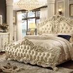 Desain Set Kamar Tidur Endorgan Duco Putih Doff FKT-K 555