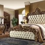 Furniture Jepara Model Set Kamar Tidur Modern Klasik Ukiran Jepara FKT-K 561
